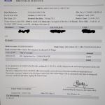 LDA City Lahore Commercial Plots Challan Form